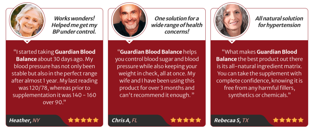 Healthy Blood Pressure, Blood Sugar - New Supplement Review